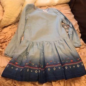 Nwt Disney Parks Elena of Avelor Girls Dress 5/6